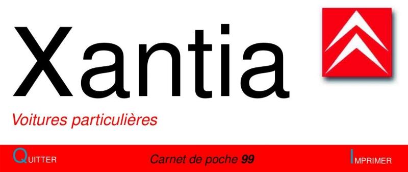 Carnet de poche - 1999