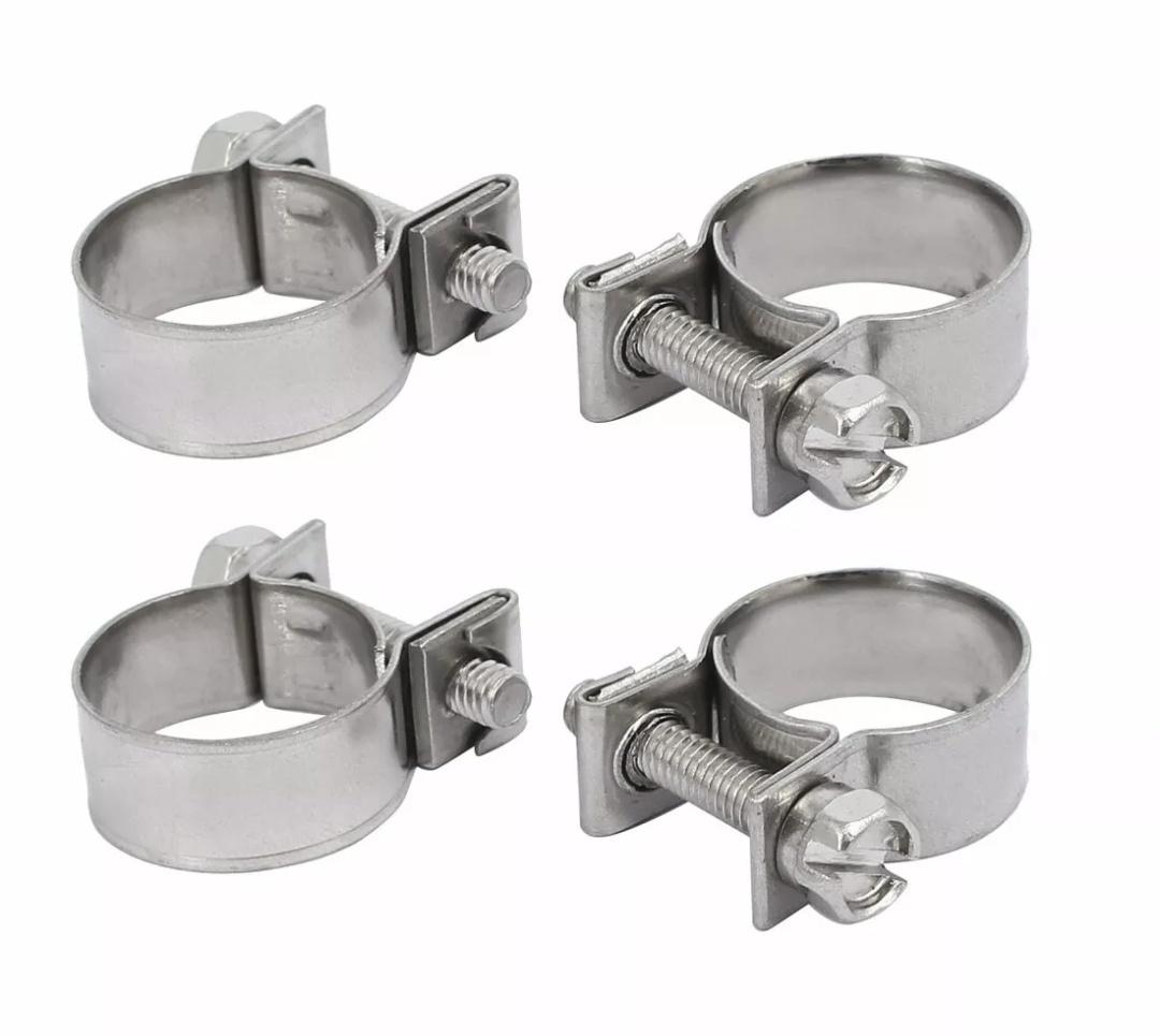 Colliers de serrage à oreille